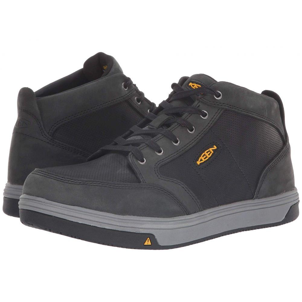 キーン Keen Utility メンズ シューズ・靴【Redding Mid Aluminum Toe】Slate/Black
