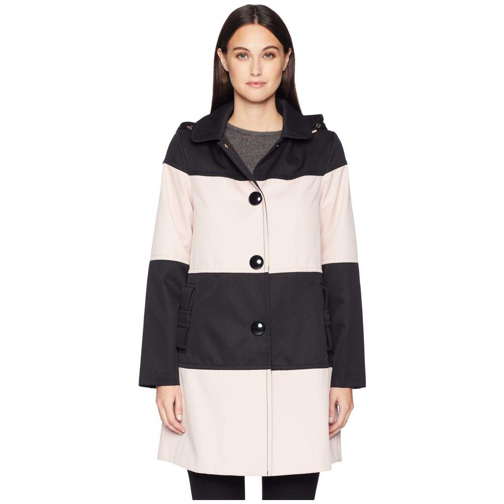 ケイト スペード Kate Spade New York レディース アウター レインコート【Rainwear - MAC 35'】Cameo Pink/Black