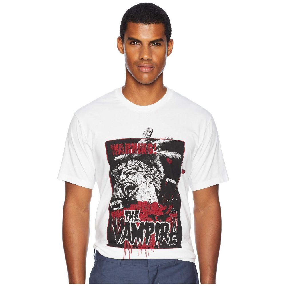 クーパース The Kooples メンズ トップス Tシャツ【Vampire T-Shirt】White