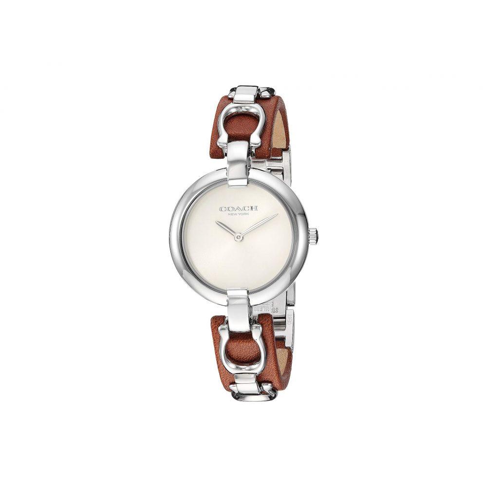 コーチ COACH レディース 腕時計【Chrystie - 14503090】Silver