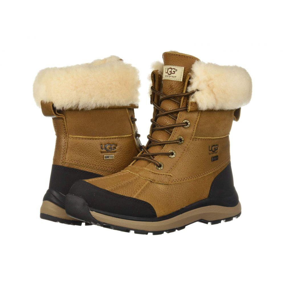 大勧め アグ UGG レディース シューズ・靴 UGG ブーツ【Adirondack Boot レディース III アグ】Chestnut, スッツグン:b4113bfe --- dmarketingland.in