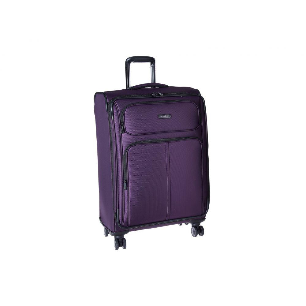 サムソナイト Samsonite レディース バッグ スーツケース・キャリーバッグ【Levrage LTE 25' Spinner】Purple
