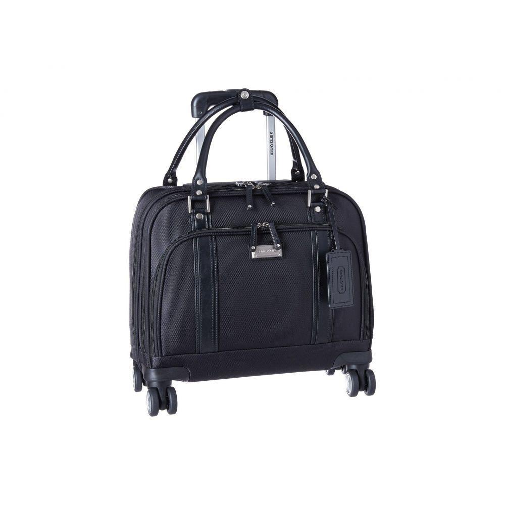 サムソナイト Samsonite レディース バッグ パソコンバッグ【Womans 15.6' Laptop Mobile Office Spinner】Black