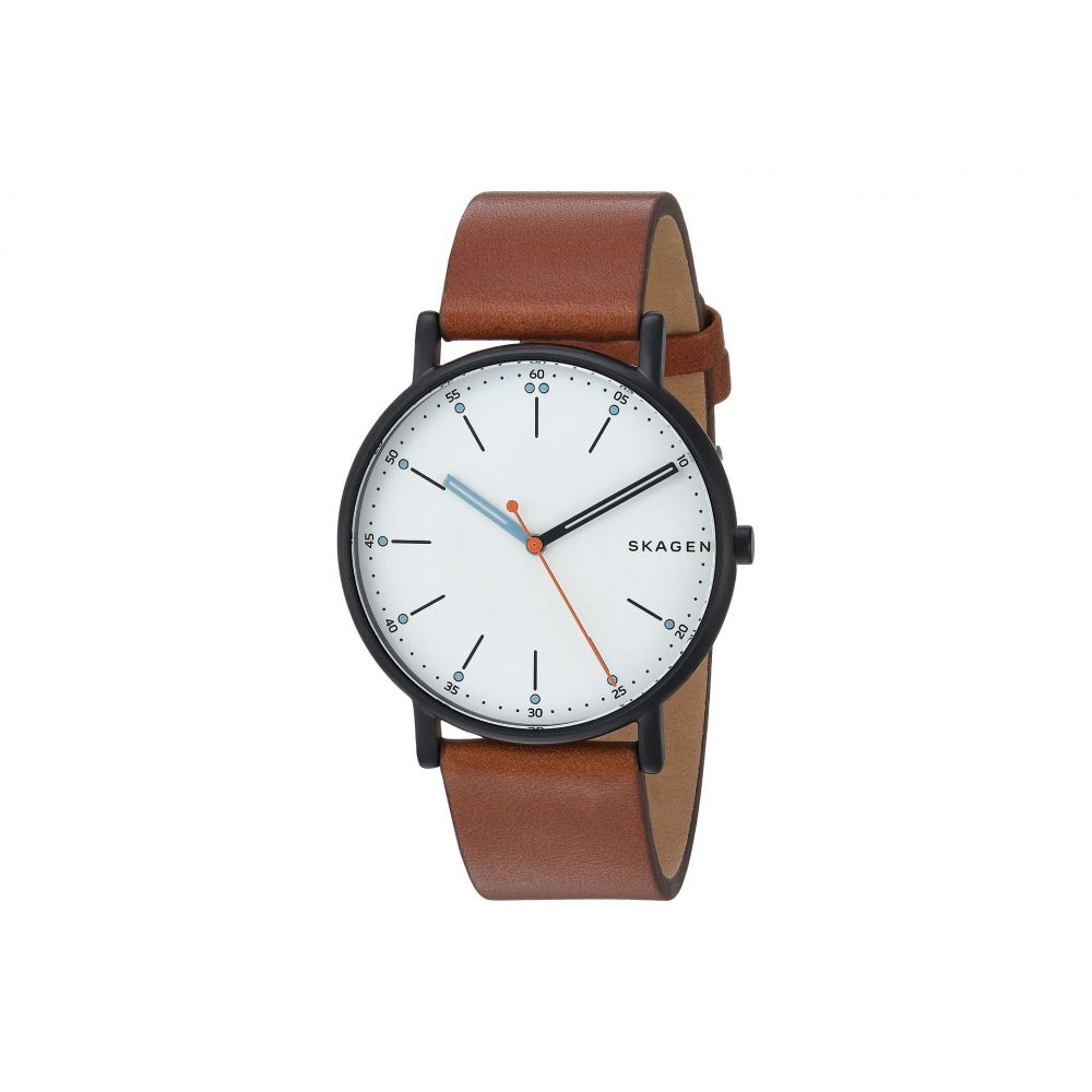 スカーゲン Skagen メンズ 腕時計【Signatur - SKW6374】Brown