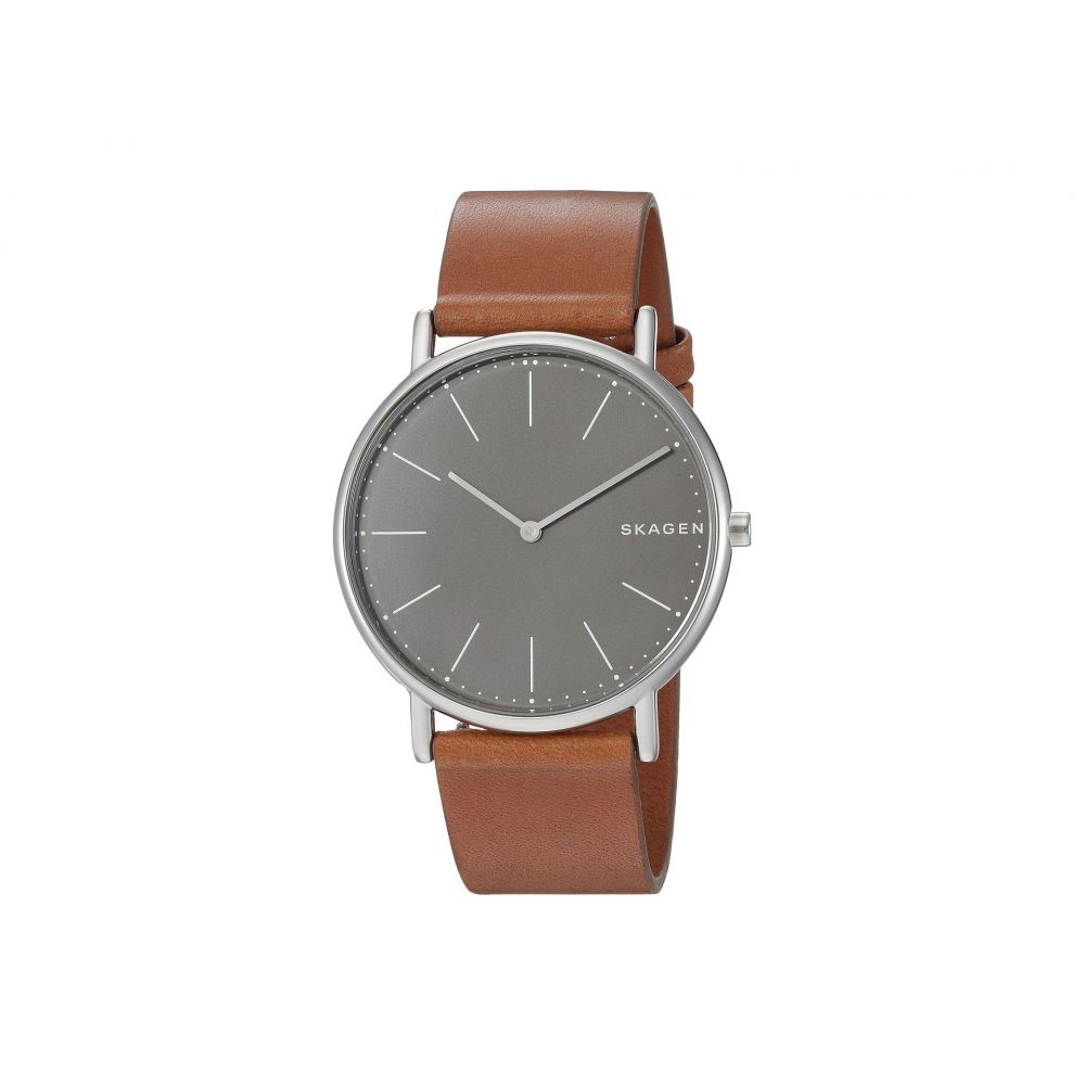 スカーゲン Skagen メンズ 腕時計【Signatur - SKW6429】Brown