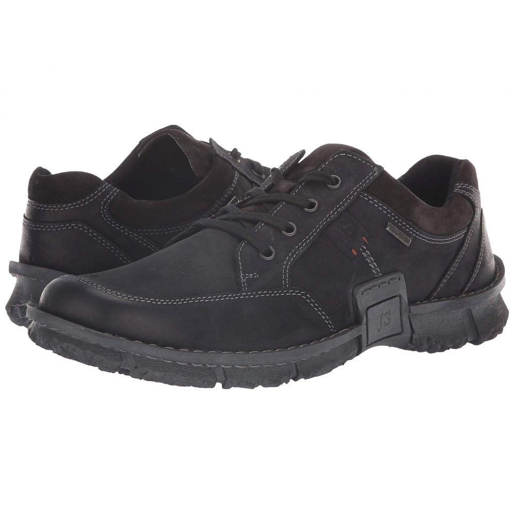 ジョセフセイベル Josef Seibel メンズ シューズ・靴 スニーカー【Willow 33】Black Bolero Shiny Velour
