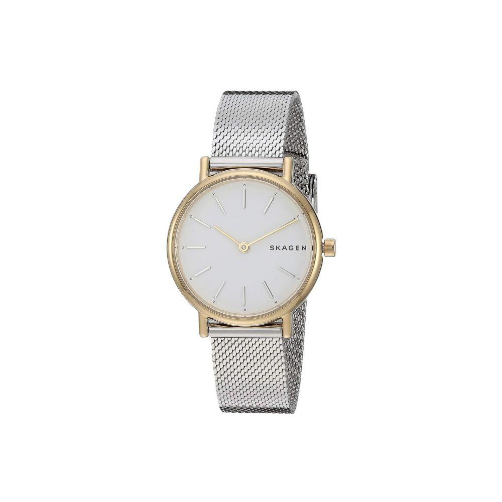 スカーゲン Skagen レディース 腕時計【Signature - SKW2729】Silver