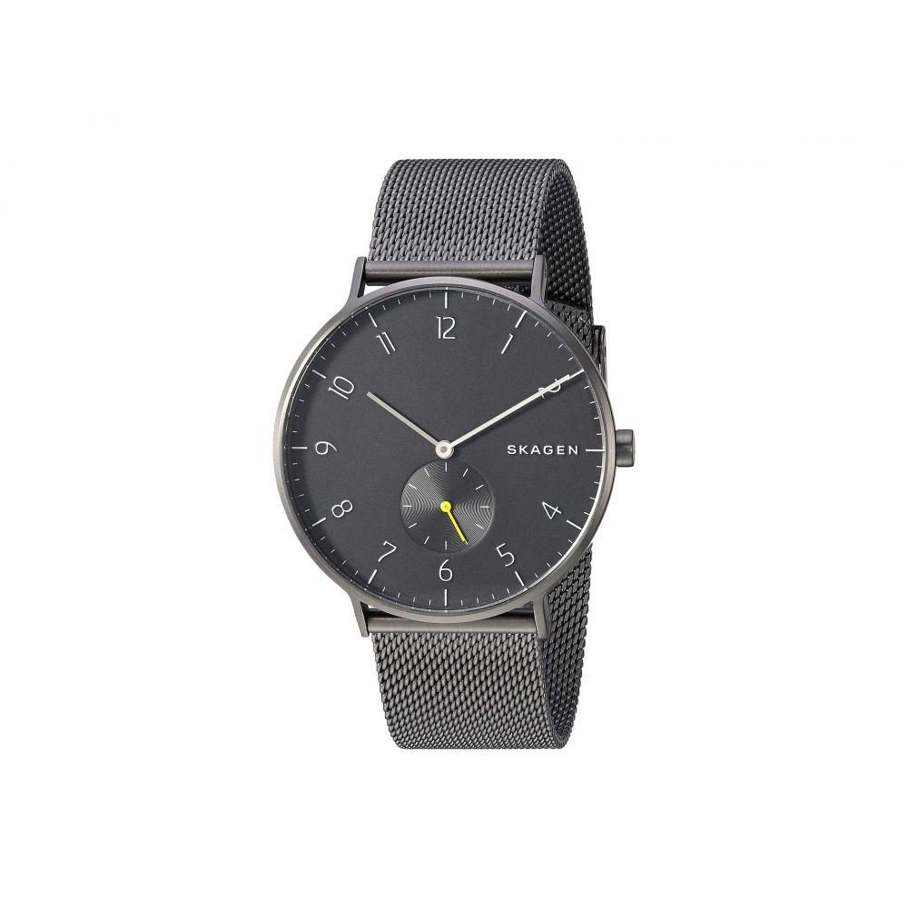 スカーゲン Skagen メンズ 腕時計【Aaren - SKW6470】Gunmetal