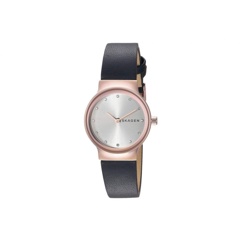 スカーゲン Skagen レディース 腕時計【Freja Crystal Markers - SKW2744】Blue
