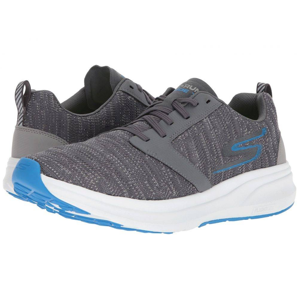 スケッチャーズ SKECHERS メンズ ランニング・ウォーキング シューズ・靴【GOrun Ride 7】Charcoal/Blue