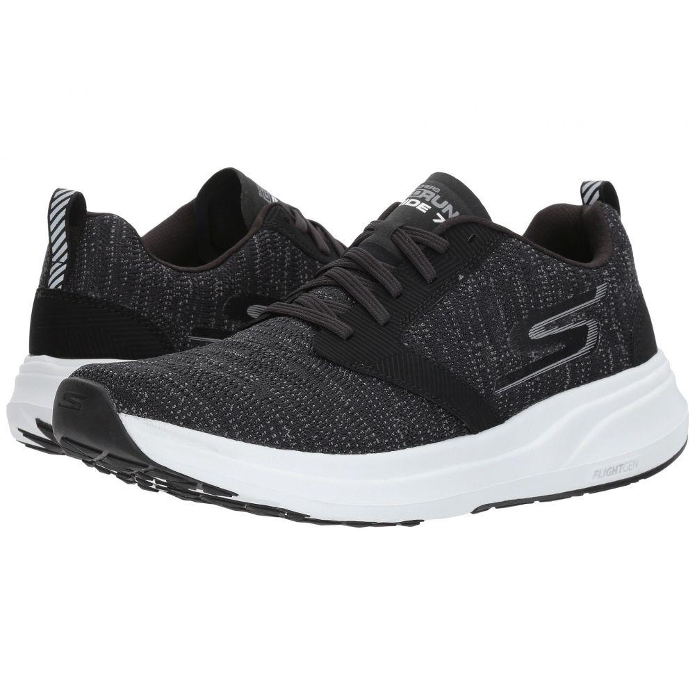 スケッチャーズ SKECHERS メンズ ランニング・ウォーキング シューズ・靴【GOrun Ride 7】Black/White