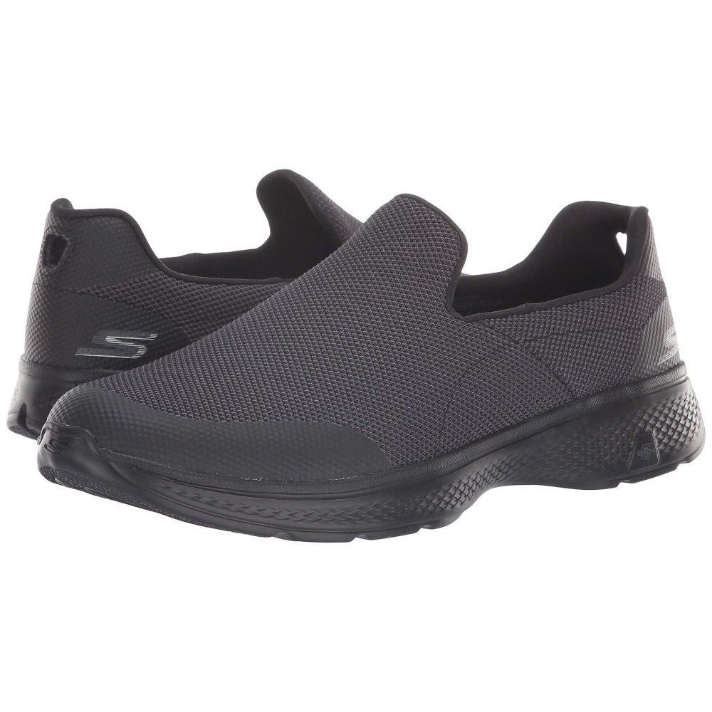 スケッチャーズ SKECHERS Performance メンズ シューズ・靴 スニーカー【Go Walk 4 - Viability】Black