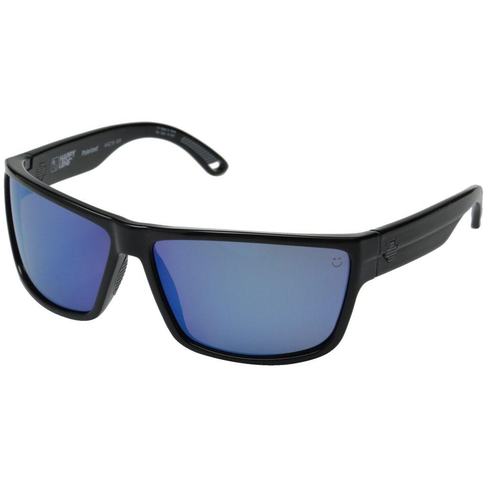 スパイ Spy Optic レディース スポーツサングラス【Rocky】Black/Happy Bronze Polar w/ Blue Spectra