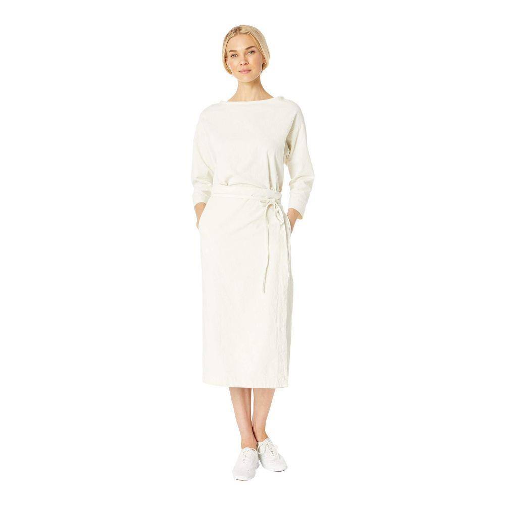 スノーピーク Snow Peak レディース ワンピース・ドレス ワンピース【Shijira Dress】Ecru