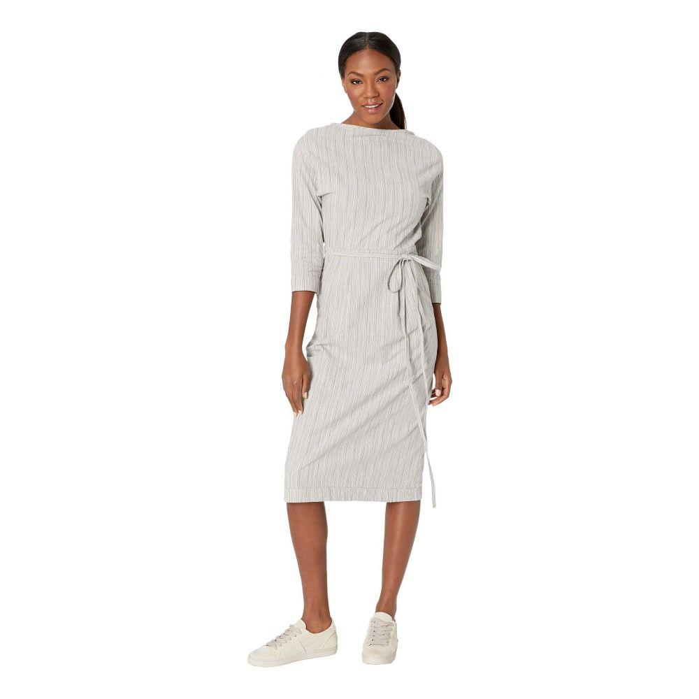 スノーピーク Snow Peak レディース ワンピース・ドレス ワンピース【Shijira Dress】Medium Grey