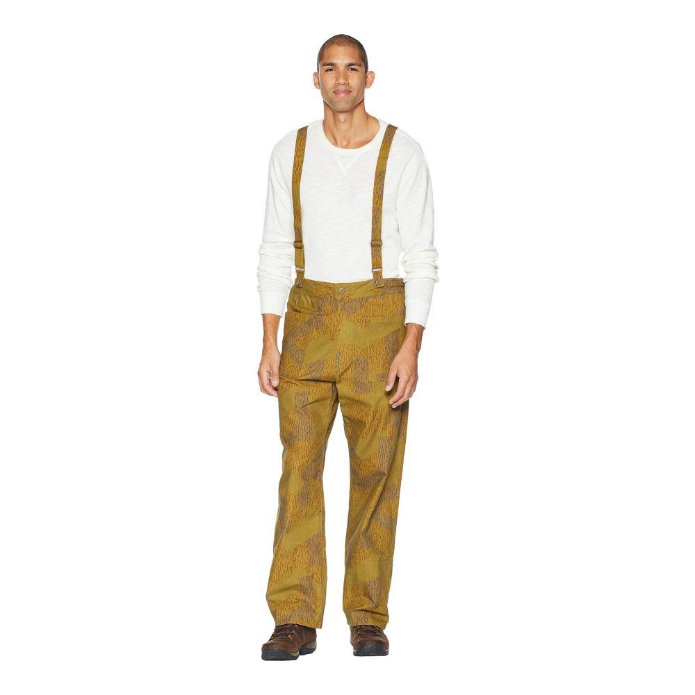 スノーピーク Snow Peak メンズ ボトムス・パンツ【Printed Military Pants】Khaki Print