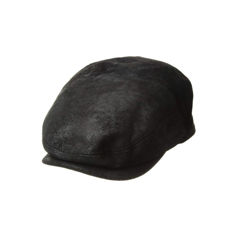 ステットソン Stetson メンズ 帽子【Weathered Leather Ivy】Black
