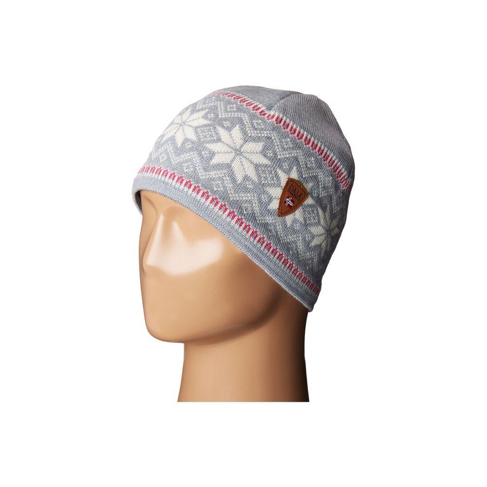 ダーレ オブ ノルウェイ Dale of Norway レディース 帽子 ニット【Garmisch Hat】Grey Melange/Allium