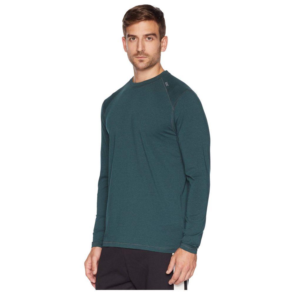 タスク tasc Performance メンズ トップス【Carrollton Long Sleeve Shirt】Dark Matter