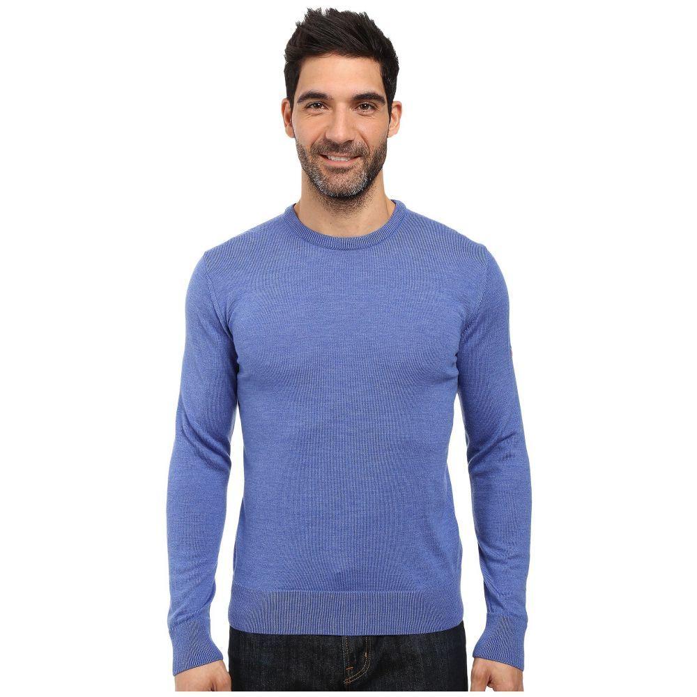 ダーレ オブ ノルウェイ Dale of Norway メンズ トップス ニット・セーター【Magnus Sweater】Medium Blue Melange