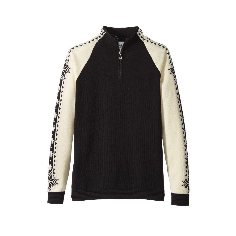 ダーレ オブ ノルウェイ Dale of Norway メンズ トップス ニット・セーター【Geilo Masculine Sweater】F-Black/Off-White