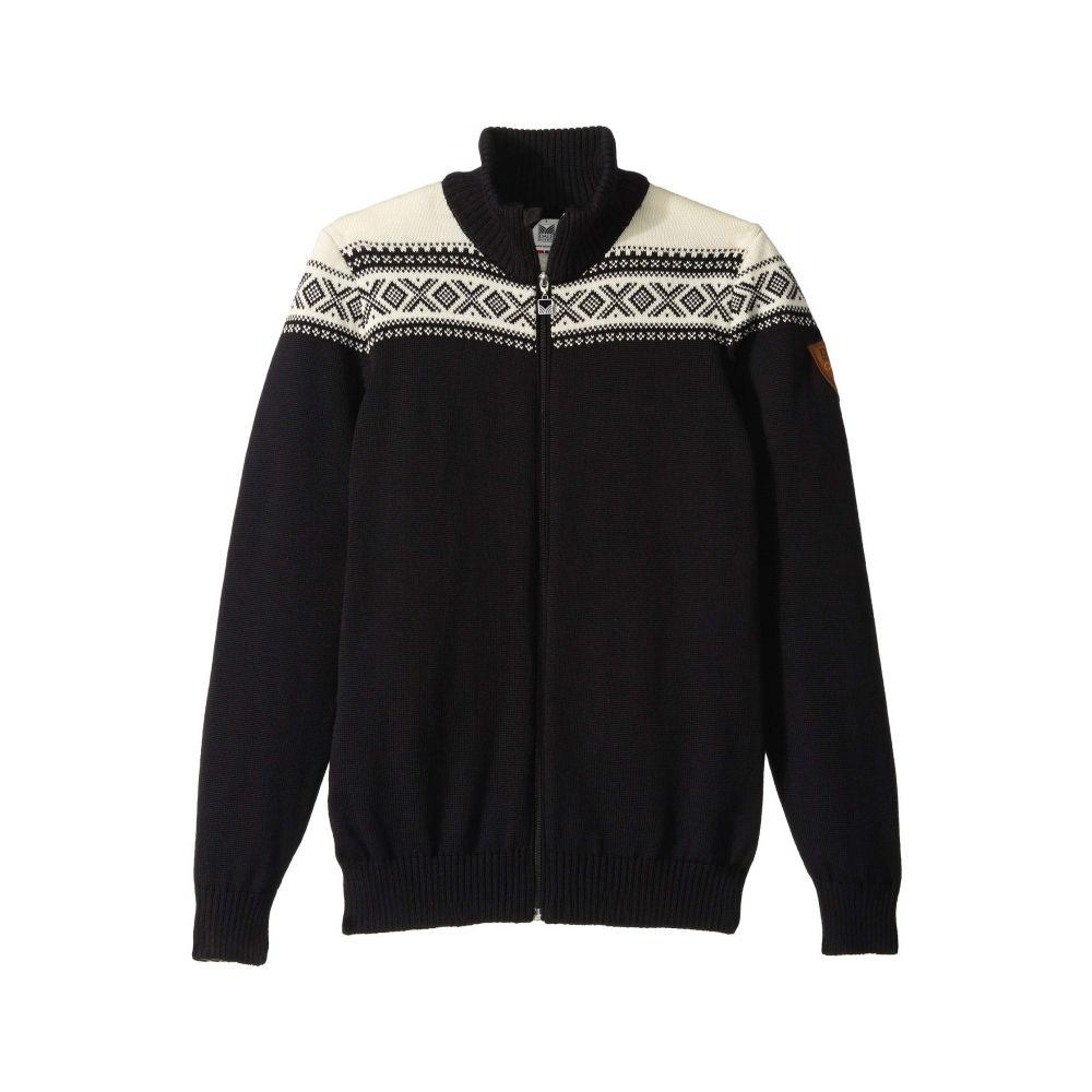 ダーレ オブ ノルウェイ Dale of Norway メンズ トップス カーディガン【Cortina Merino Masculine Jacket】F-Black/White
