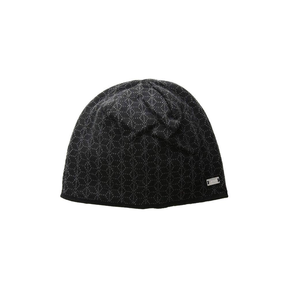 ダーレ オブ ノルウェイ Dale of Norway レディース 帽子 ニット【Stjerne Hat】F-Black/Dark Grey Melange