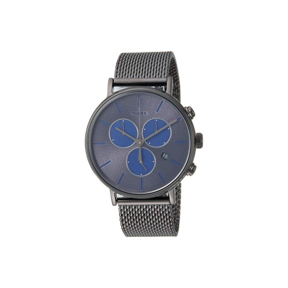 タイメックス Timex レディース 腕時計【Fairfield Chrono Supernova】Black