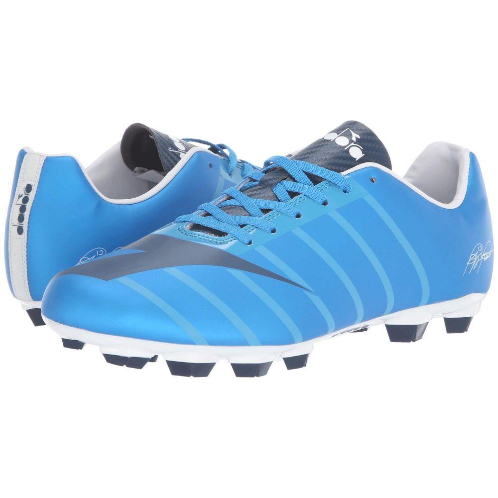 ディアドラ Diadora レディース サッカー シューズ・靴【RB2003 R LPU】Brilliant Blue/Blue