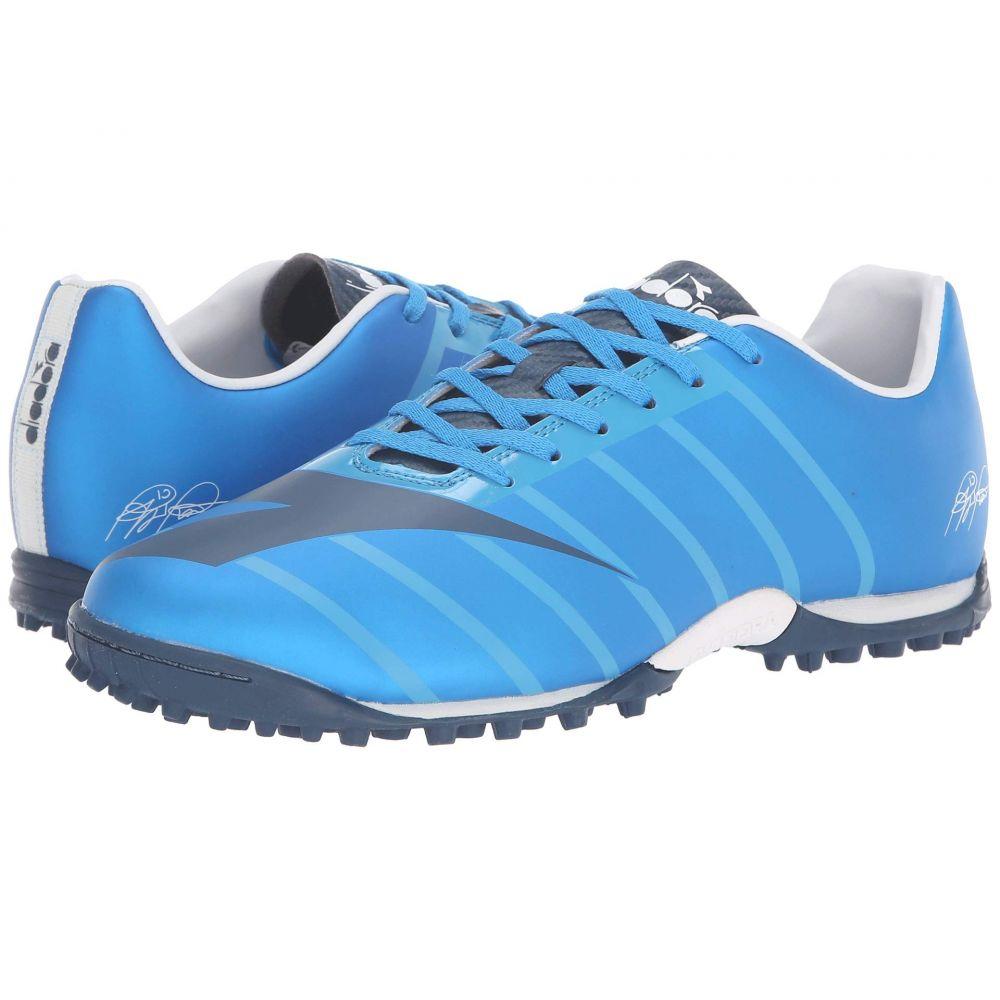 ディアドラ Diadora レディース サッカー シューズ・靴【RB2003 R TF】Brilliant Blue/Blue