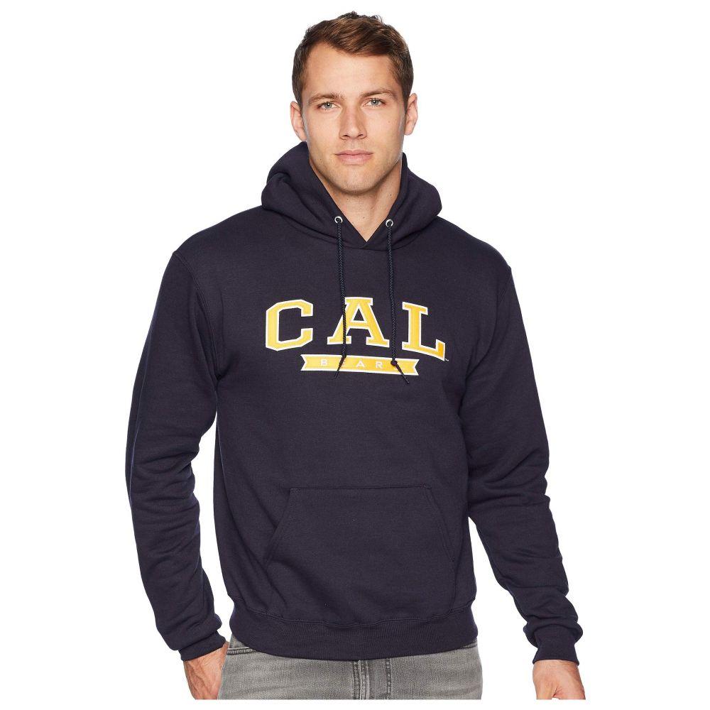 チャンピオン Champion College メンズ トップス フリース【Cal Bears Powerblend Fleece Hoodie】Marine/Midnight Navy