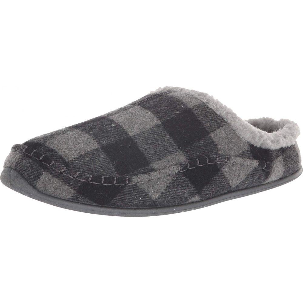 ディール スタッグス Deer Stags メンズ シューズ・靴 スリッパ【Nordic Slipper】Grey/Black