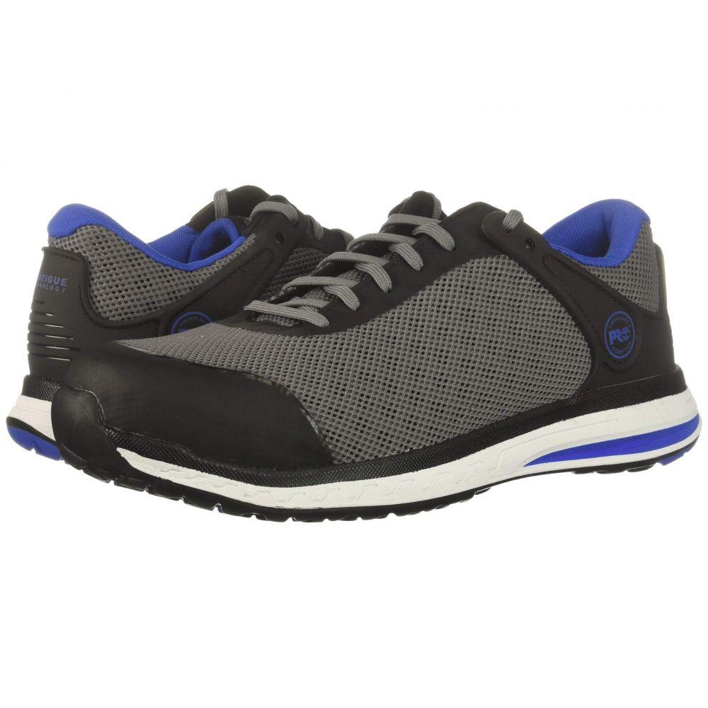 ティンバーランド Timberland PRO メンズ シューズ・靴【Drivetrain Safety Toe SD+】Grey/Blue