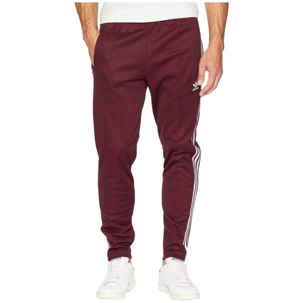 アディダス adidas Originals メンズ ボトムス・パンツ スウェット・ジャージ【Franz Beckenbauer Track Pants】Maroon