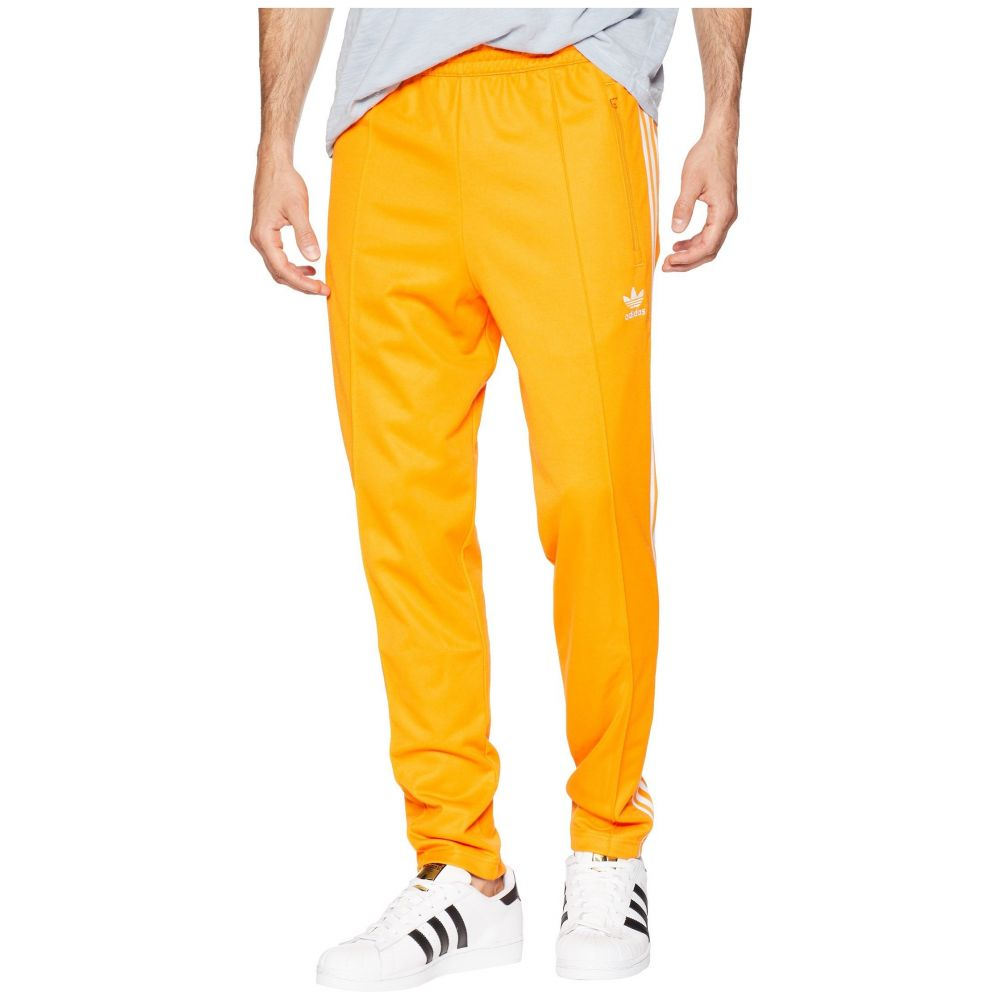 アディダス adidas Originals メンズ ボトムス・パンツ スウェット・ジャージ【Franz Beckenbauer Track Pants】Bright Orange