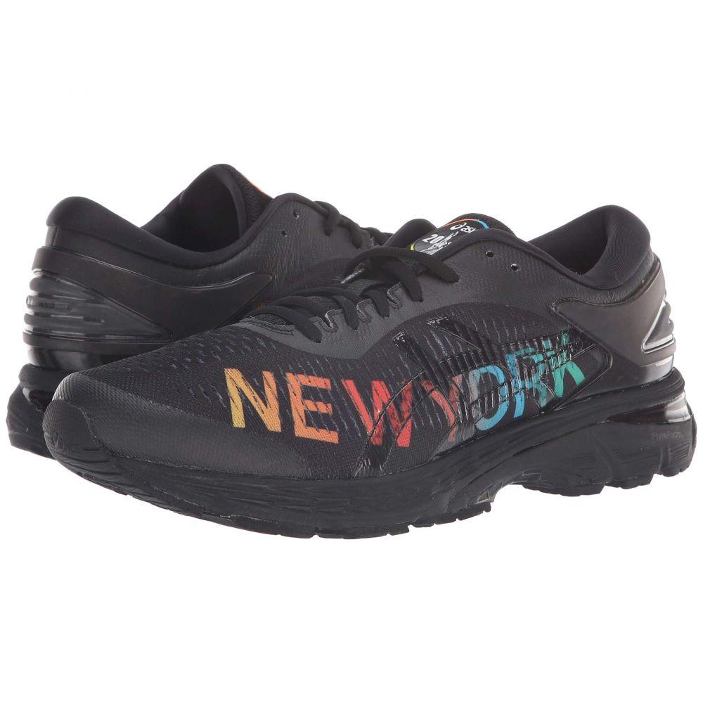 アシックス ASICS メンズ ランニング・ウォーキング シューズ・靴【GEL-Kayano 25 NYC】Black/Black