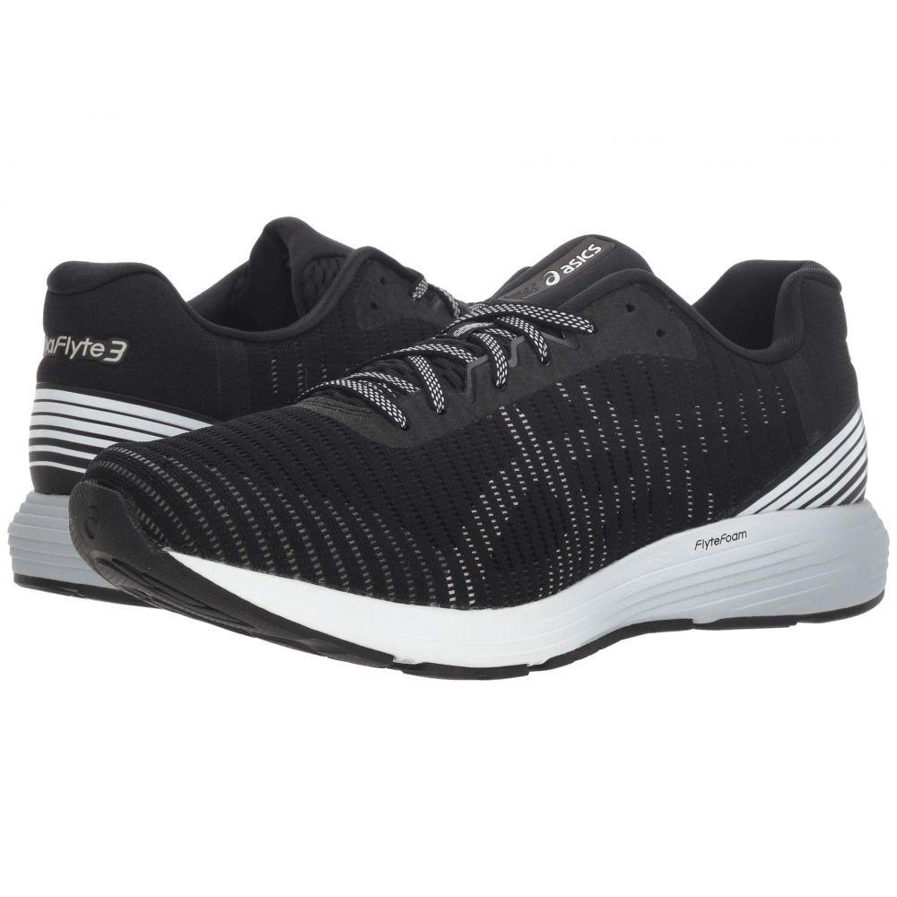アシックス ASICS メンズ ランニング・ウォーキング シューズ・靴【Dynaflyte 3】Black/White