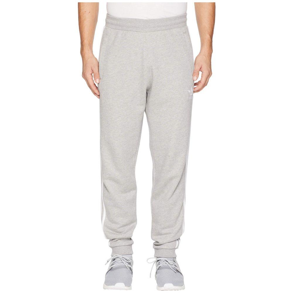 アディダス adidas Originals メンズ ボトムス・パンツ【3-Stripes Pants】Medium Grey Heather