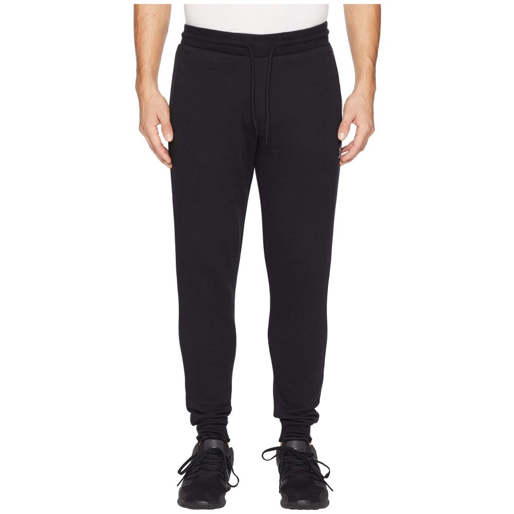 アディダス adidas Originals メンズ ボトムス・パンツ スキニー・スリム【Slim Fleece Pants】Black