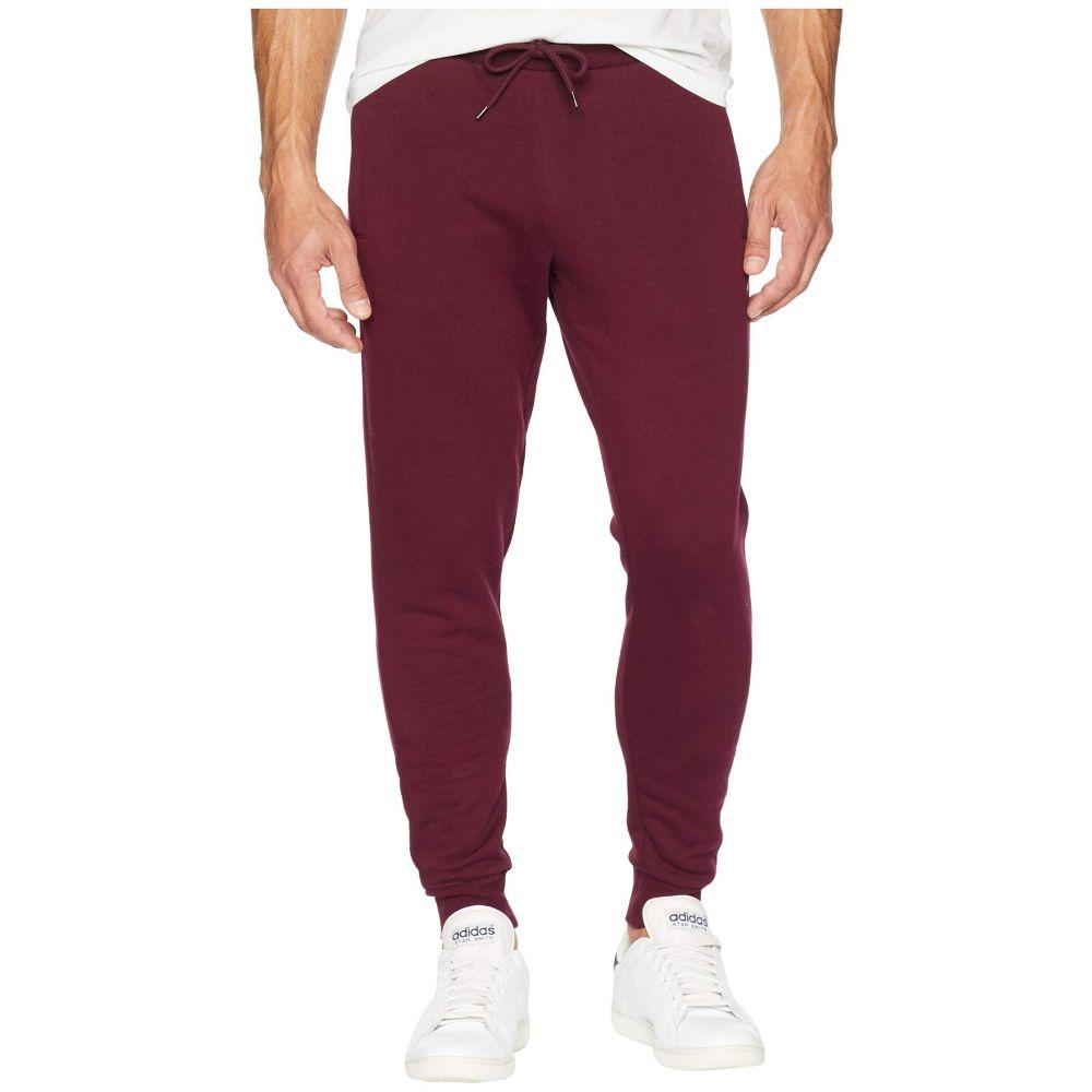 アディダス adidas Originals メンズ ボトムス・パンツ スキニー・スリム【Slim Fleece Pants】Maroon