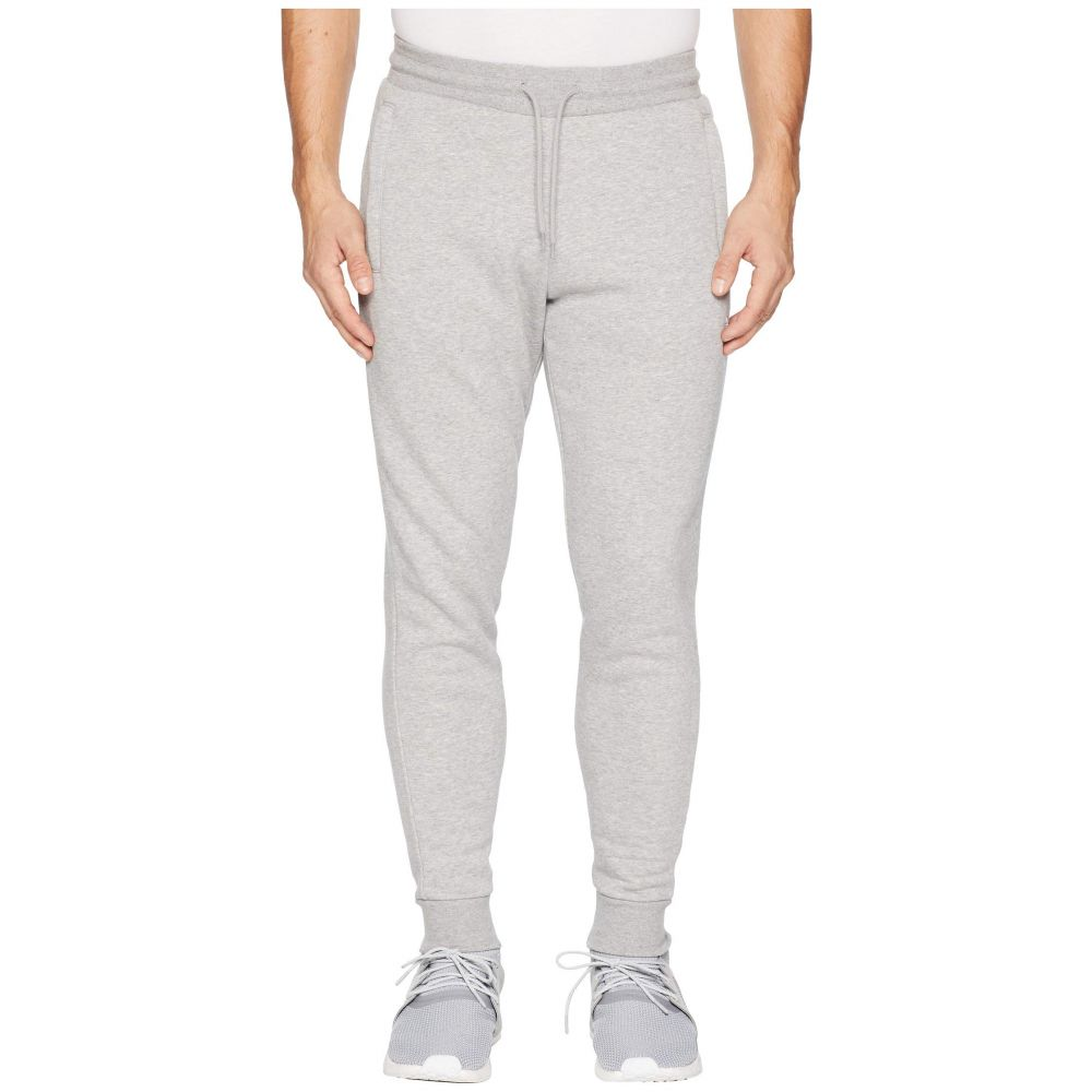 アディダス adidas Originals メンズ ボトムス・パンツ スキニー・スリム【Slim Fleece Pants】Medium Grey Heather
