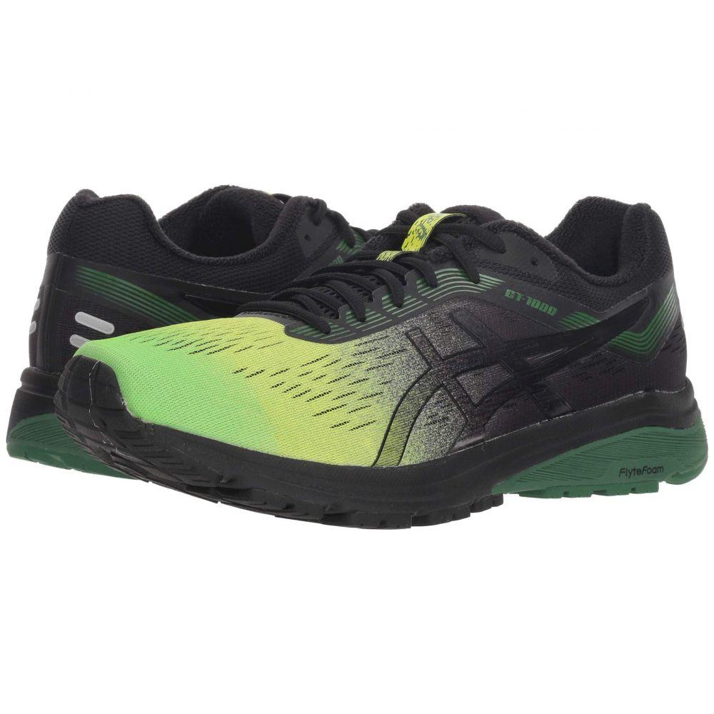 アシックス ASICS メンズ ランニング・ウォーキング シューズ・靴【GT-1000 7 SP】Neon Lime/Black