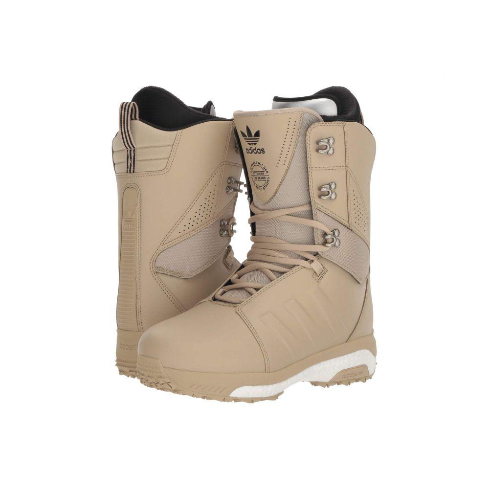 アディダス adidas Skateboarding メンズ ハイキング・登山 シューズ・靴【Tactical ADV Snow Boot '18】Khaki