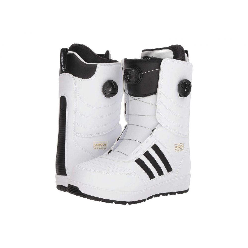 アディダス adidas Skateboarding メンズ ハイキング・登山 シューズ・靴【Response ADV Snow Boot '18】White