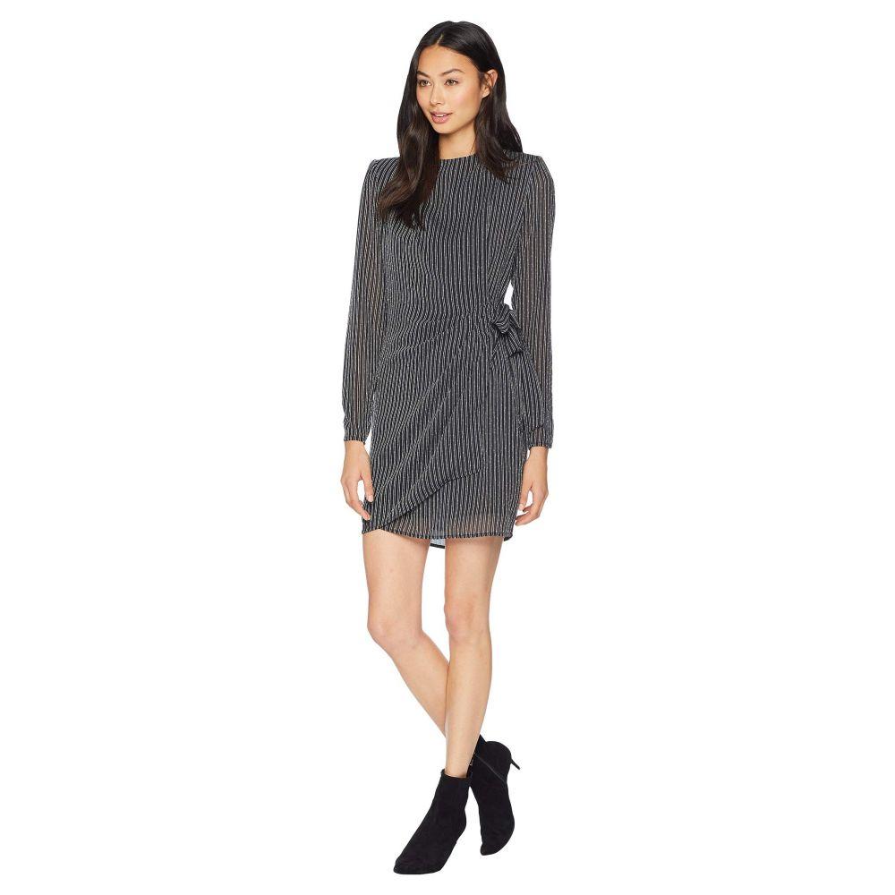 アストラット ASTR the Label レディース ワンピース・ドレス ワンピース【Jolene Dress】Black/White Stripe