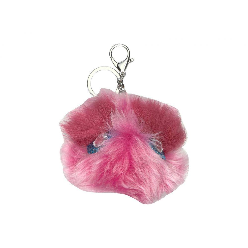 アグ UGG レディース キーホルダー【Pinkipuff Key Charm】Pink Azalea