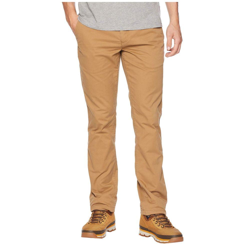 トードアンドコー Toad&Co メンズ ボトムス・パンツ【Mission Ridge Lean Pants】Honey Brown