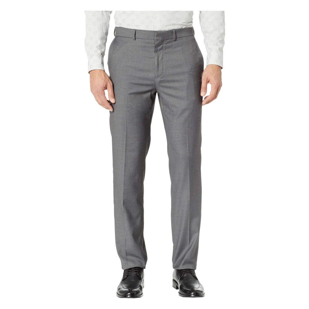 ドッカーズ Dockers メンズ ボトムス・パンツ【Slim Fit Flat Front Pants】Mid Grey