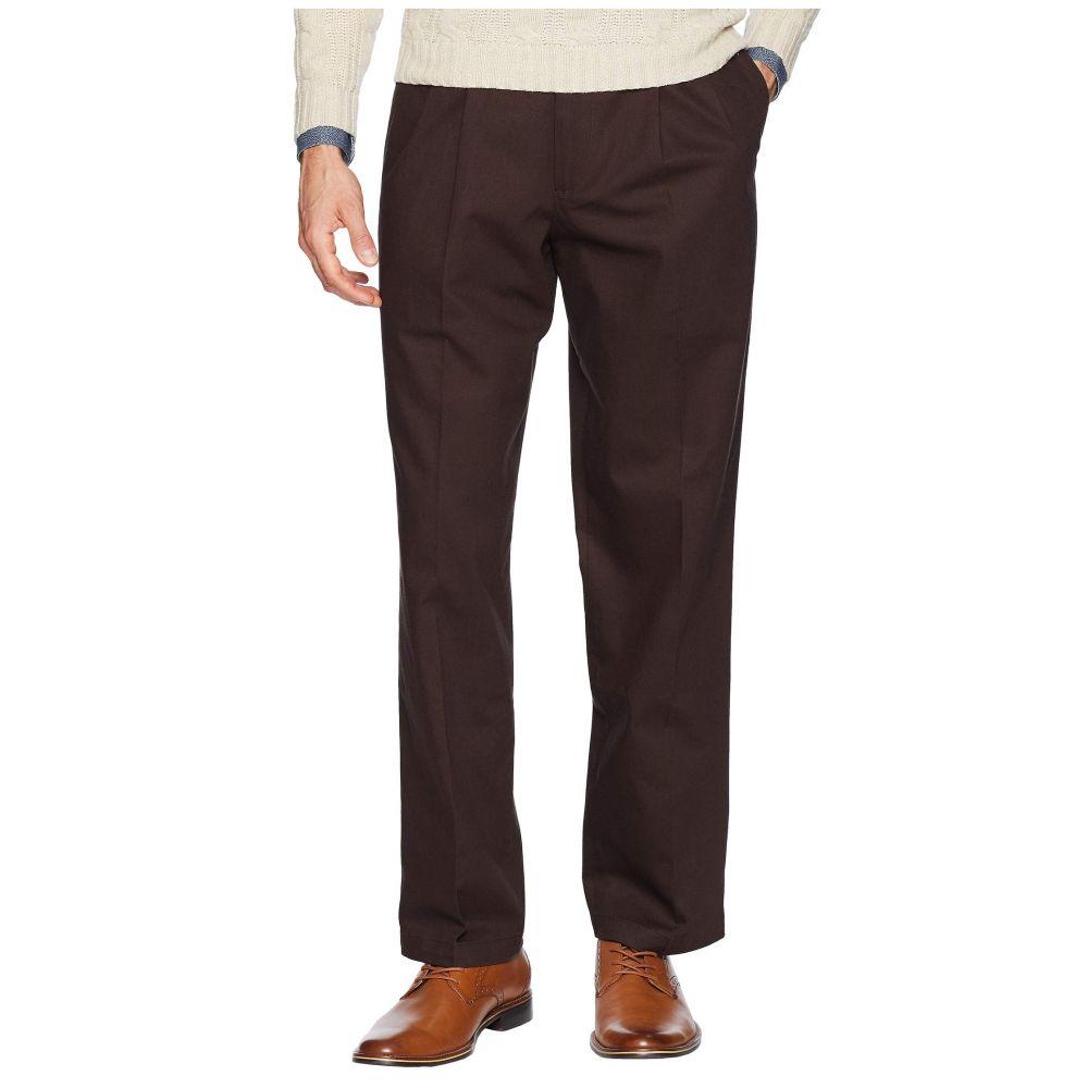 ドッカーズ Dockers メンズ ボトムス・パンツ【Classic Fit Signature Khaki D3 Pleated 2.0 Pants】Mole