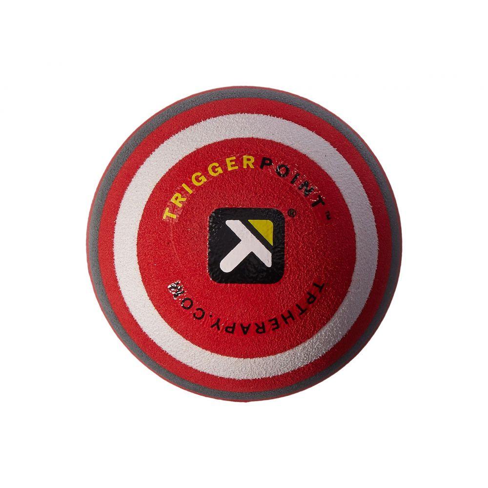 トリガーポイント TriggerPoint レディース フィットネス・トレーニング シューズ・靴【MBX Massage Ball】Red/Black/White